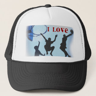 iLovebasketball Trucker Hat