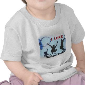 iLovebasketball T-shirts