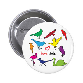 ilovebirds pins