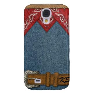 iLoveCowboys - SRF Samsung Galaxy S4 Case