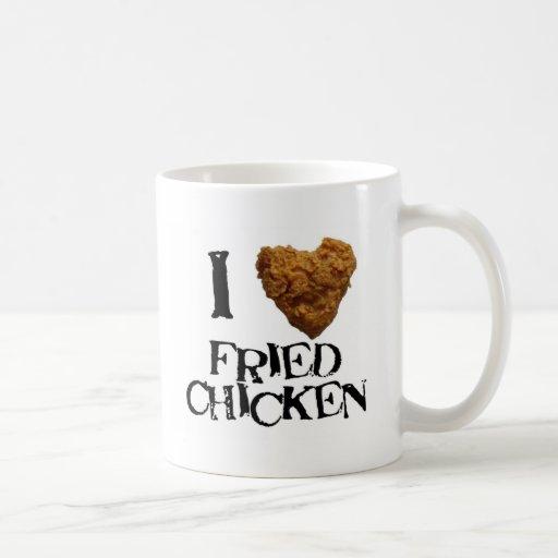 ilovefriedchicken coffee mug