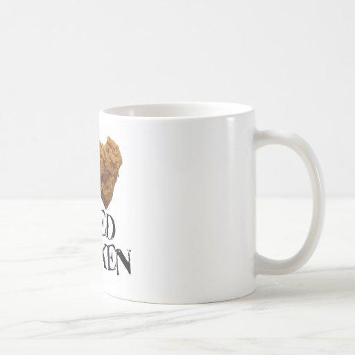 ilovefriedchicken coffee mugs