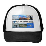 iLoveGloucester Hat with Pictures