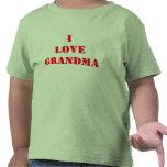 ILoveGrandma T Shirts