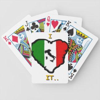 iloveit baraja de cartas