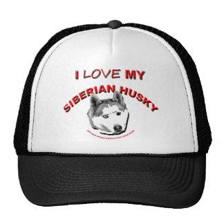 ILoveMy Sibe-SASHA Trucker Hat