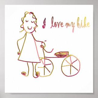 ilovemybike poster