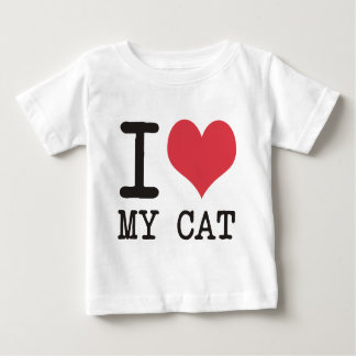 ilovemycat baby T-Shirt