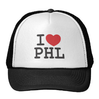 iLovePHL Mesh Hats