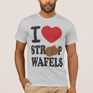 iLoveStroopwafels.com Signature T-Shirt