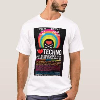 ILOVETECHNO T-Shirt
