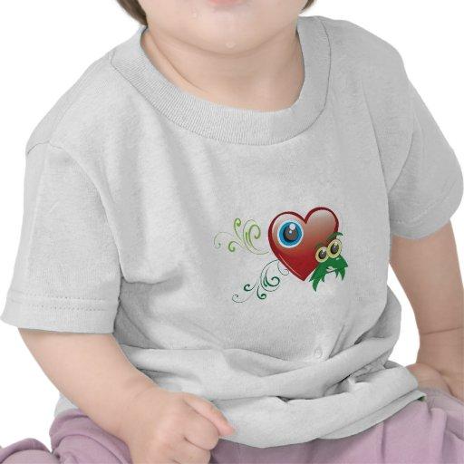 ILoveU Camisetas