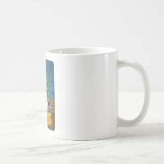 iloveweed.net taza básica blanca