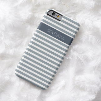 iloveyou. barely there iPhone 6 case