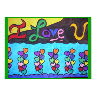 ILoveYou Card