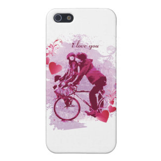 iloveyou cover for iPhone SE/5/5s