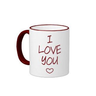 iloveyou-mugs ringer coffee mug