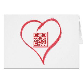 iloveyou_scancode_redheart tarjeta de felicitación
