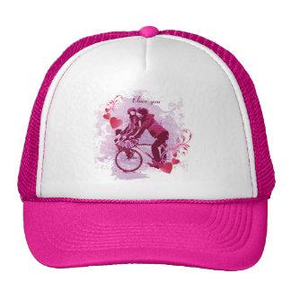 iloveyou trucker hat