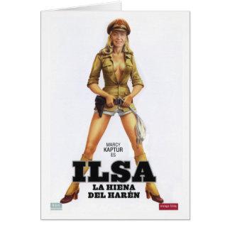 Ilsa Kaptur Card