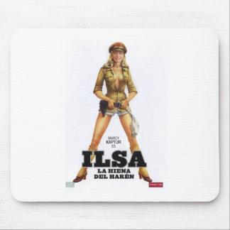 Ilsa Kaptur Mouse Pad