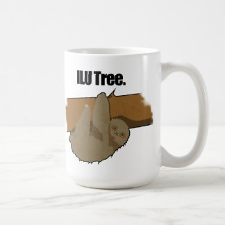 ILU Tree. Classic White Coffee Mug