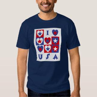 ILUB T-Shirt Blue