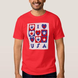 ILUB T-Shirt Red
