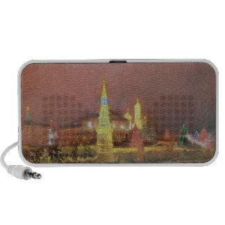 Iluminación en el Kremlin, 1896 iPod Altavoz