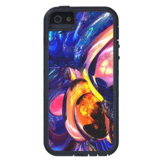 Ilumine el extracto iPhone 5 Case-Mate coberturas