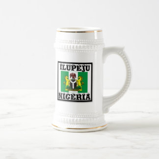 ILUPEJU, NIGERIA(T-Shirt And etc) Beer Stein