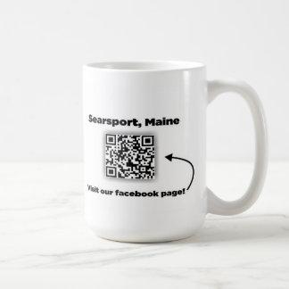 Ilusión de la fusión tazas de café
