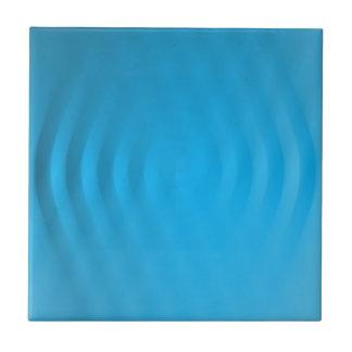 Ilusión de la ondulación azulejo ceramica