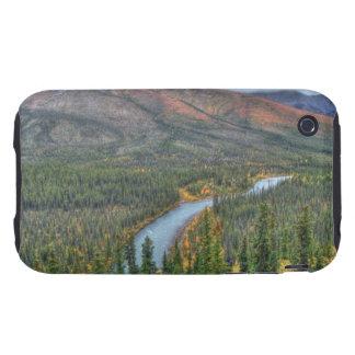 Ilusión de River Valley Tough iPhone 3 Carcasas