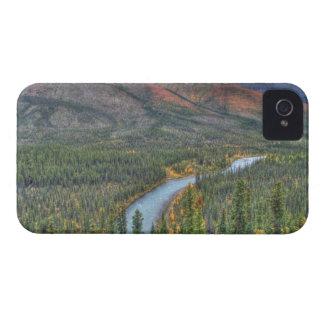 Ilusión de River Valley iPhone 4 Case-Mate Fundas