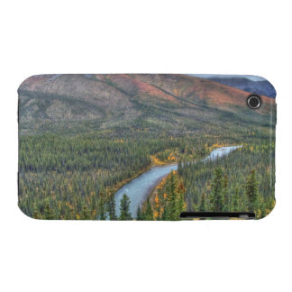 Ilusión de River Valley iPhone 3 Fundas