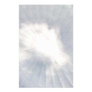 Ilusión de una nube papeleria de diseño