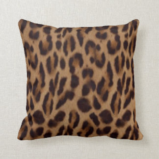 Ilusión del leopardo de Valxart Cojines