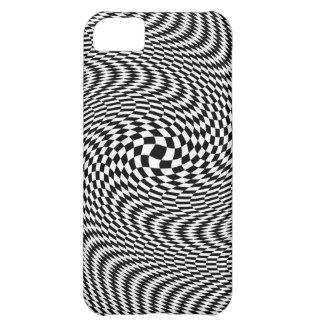 Ilusión óptica blanco y negro