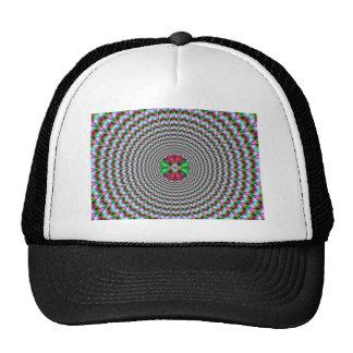 Ilusión óptica gorra
