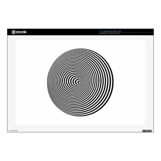 Ilusión óptica portátil 43,2cm skins
