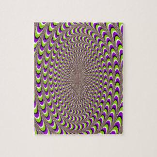 Ilusión óptica rompecabeza