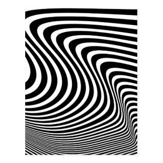 Ilusión óptica postales
