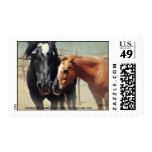 Ilusión y precipitación timbres postales