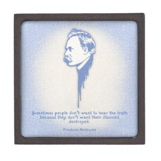 Ilusiones de Nietzsche Caja De Regalo De Calidad