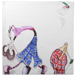 ilusiones - golf, fernandes tony servilleta imprimida