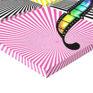 Ilusiones - impresión envuelta de la lona - SRF Lienzo Envuelto Para Galerias