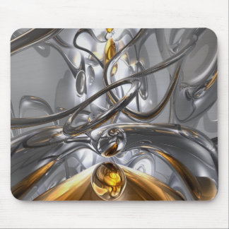 Ilusiones Mousepad abstracto Tapetes De Raton