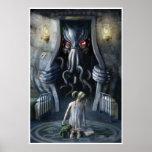 Ilusiones v2: Cthulhu que entra en nuestro mundo Posters