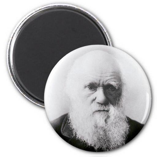 Ilustración de Charles Darwin Iman
